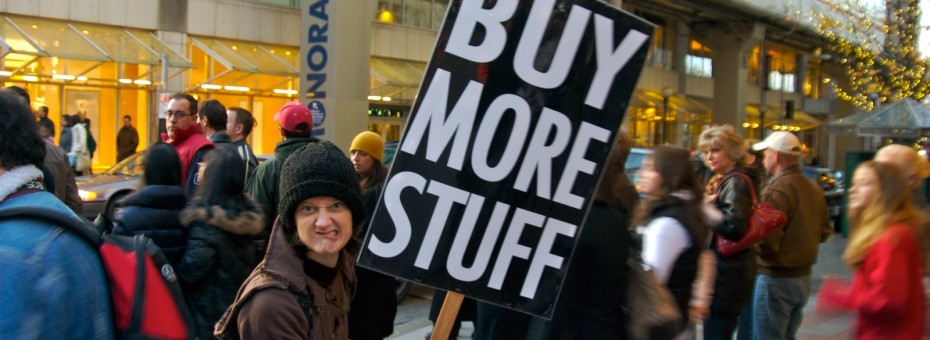 Buy More Stuff: Black Friday
